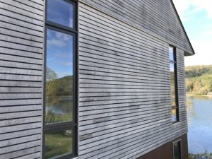 ventilated rain screen cladding application